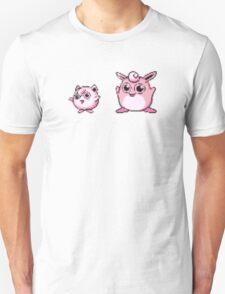 Jigglypuff evolution  T-Shirt