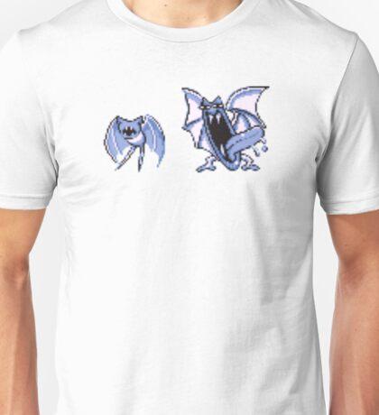 Zubat evolution  Unisex T-Shirt