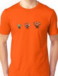 Oddish evolution  Unisex T-Shirt