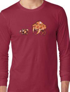 Paras evolution  Long Sleeve T-Shirt