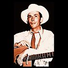 Hank Williams Sr. by jerry2011