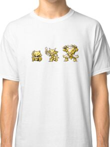 Abra evolutions Classic T-Shirt