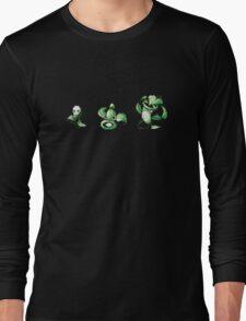 Bellsprout evolution  Long Sleeve T-Shirt
