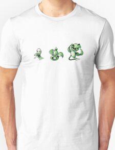 Bellsprout evolution  Unisex T-Shirt
