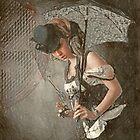 Vent - Steampunk Digital Art by Galen Valle