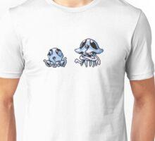 Tentacool evolution  Unisex T-Shirt