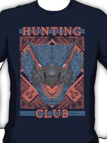 Hunting Club: Nargacuga T-Shirt