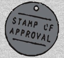 Stamp of Approval by Vana Shipton