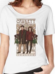 Caskett Women's Relaxed Fit T-Shirt