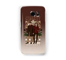 Caskett Samsung Galaxy Case/Skin