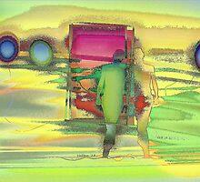 Childlike Behaviour 2 by Vasile Stan