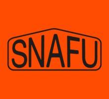 SNAFU Logo by dennis william gaylor
