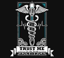 The Doctor Is In Unisex T-Shirt
