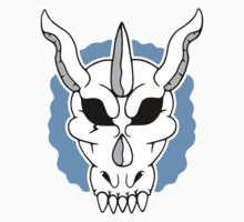 Dragon Skull Design by HappyKittyShop