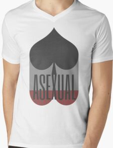 Ace of Spades Asexual Pride Shirt: Red T-Shirt