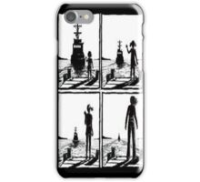 One Tree Hill: Peyton Boat Artwork - Iphone case  iPhone Case/Skin