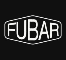 FUBAR logo by dennis william gaylor