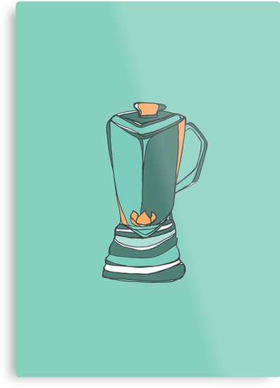 Retro Abstract Blender by Todd Fischer