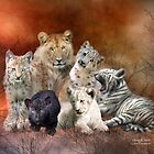 Young & Wild by Carol  Cavalaris