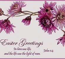 Easter Greeting Card by aprilann