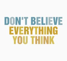 don't believe everything you think color by moonshine and lollipops