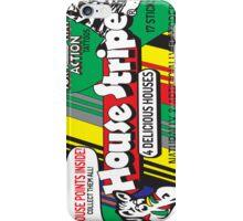 House Stripe iPhone Case/Skin