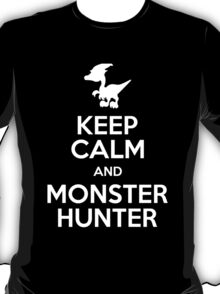 Play Monster Hunter T-Shirt