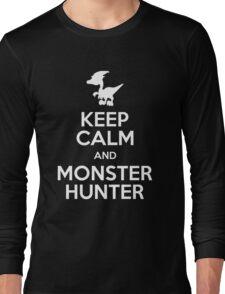 Play Monster Hunter Long Sleeve T-Shirt