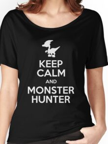 Play Monster Hunter Women's Relaxed Fit T-Shirt