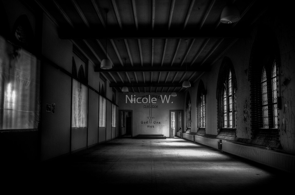 Next to the chapel by Nicole W.