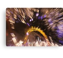 london firework Canvas Print