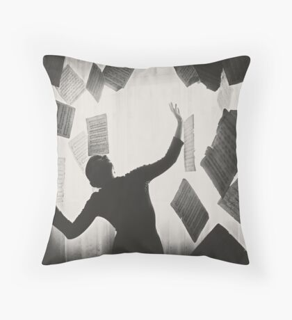 the last song (4) Throw Pillow