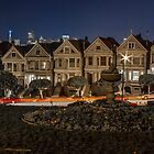 Alamo Painted Ladies II by Richard Thelen