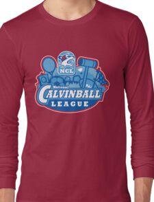 National Calvinball League Long Sleeve T-Shirt