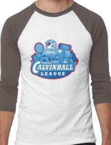 National Calvinball League Men's Baseball ¾ T-Shirt