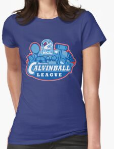National Calvinball League Womens Fitted T-Shirt