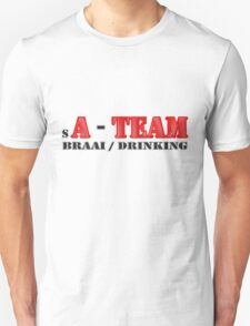 SOUTH AFRICAN A - TEAM T-Shirt