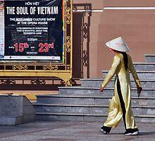 The soul of Vietnam by Adri  Padmos