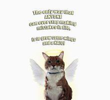Angel with Cattitude Unisex T-Shirt