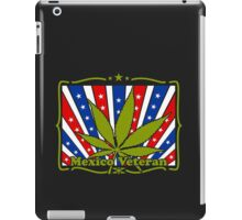 Mexico Veteran VRS2 iPad Case/Skin
