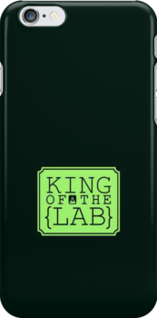 King of the Lab by vivendulies