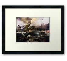 Ghost Country II Framed Print