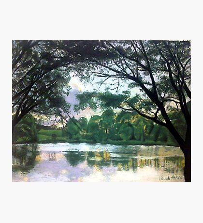 Secret Reflections Photographic Print