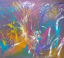 Floral Bouquet by Cilinda Atkins