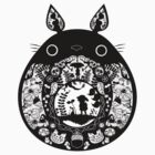【2500+ views】Totoro by Shaojie Wang