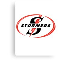 STORMERS SOUTH AFRICA RUGBY WP PROVINCE SUPER 15 RUGBY Canvas Print