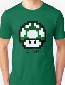 Nintendo 8-Bit 1UP Yours Mushroom Unisex T-Shirt