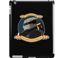 Bottle Shooting Champ  iPad Case/Skin