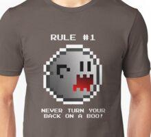 NIintendo 8-Bit Mario BOO! Unisex T-Shirt