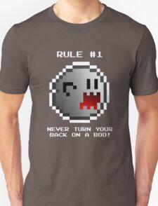 NIintendo 8-Bit Mario BOO! T-Shirt